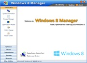 Windows 8 Manager, un logiciel pour optimiser Windows 8